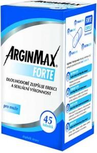 Doplněk stravy ArginMax FORTE