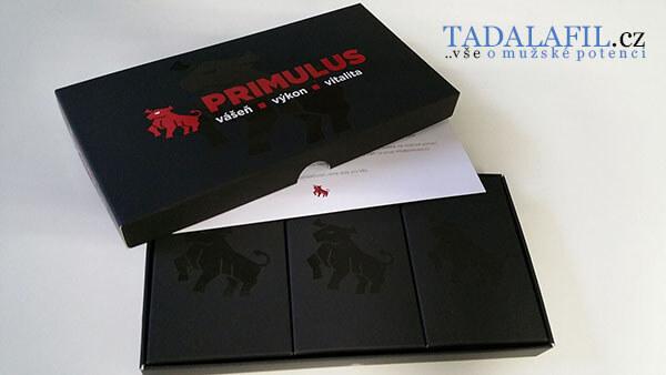 PRIMULUS - multivitamín moderního muže