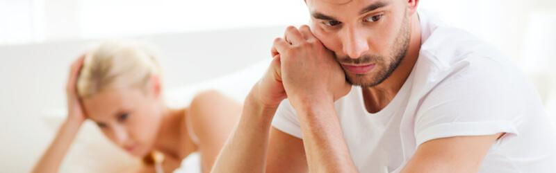 Předčasná ejakulace je úzce spojena se psychikou muže