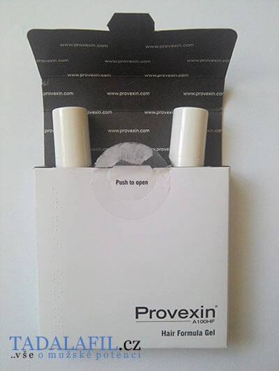 Každé balení obsahuje dva dávkovače o objemu 15 ml