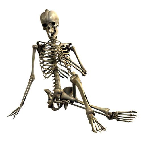 Osteoporoza a impotence