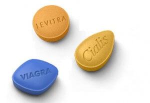 Cialis vs. Viagra vs. Levitra